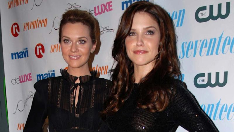 Sophia Bush & Hilarie Burton Speak Out After 'One Tree Hill' Creator Mark Schwahn Is Fired From 'The Royals'