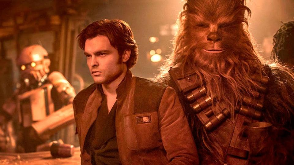 Could a Solo sequel be an upcoming Star Wars movie?