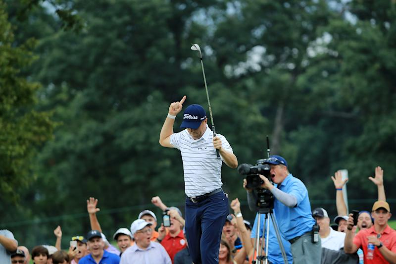 Justin Thomas' lead notwithstanding, let the jockeying for position in the FedEx Cup finale begin