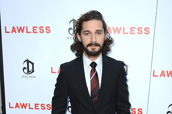 """Shia LaBeouf: I auditioned for """"Nymphomaniac"""" with sex tape 