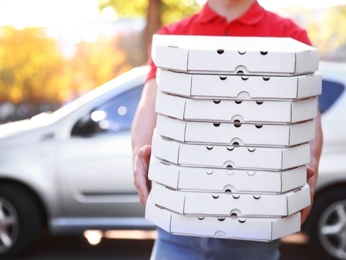 Delivery drivers are considered essential workers and have stayed on the job despite the pandemic.