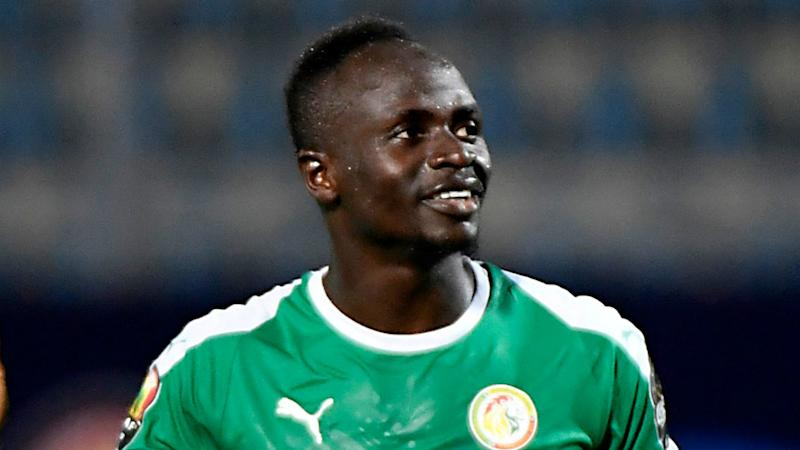 Sadio Mane Senegal 2019