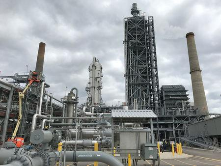 Texas $1 billion carbon project to curb emissions, up oil recovery