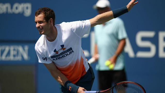 After overcoming a troublesome hip injury, Andy Murray posted an Instagram video as he prepares for 2018.