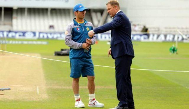 Shane Warne's tips helped take Yasir Shah to the top