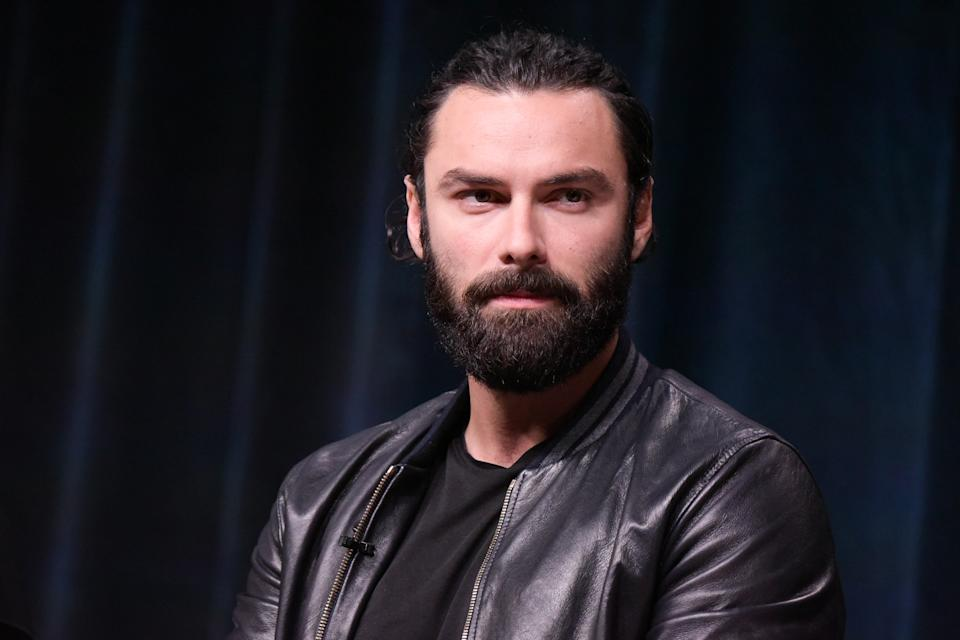 Aidan Turner will return as Captain Ross Poldark for a fifth and final series (Credit: Richard Shotwell/Invision/AP)