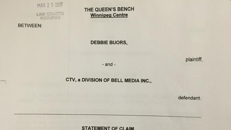 Crown attorney in Andrea Giesbrecht trial sues CTV Winnipeg, claims reputation damaged