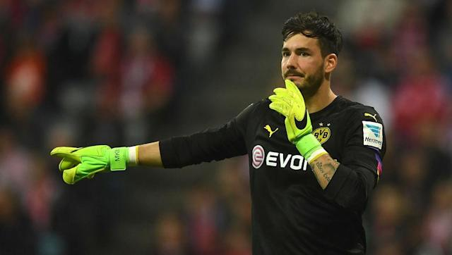<p>Burki makes the list by default, because Danijel Subasic has been quite poor in the Champions League for Monaco, developing something of a habit for letting shots slip from his grasp, and into his net.</p> <br><p>A capable and consistent shot-stopper, and in a rare case of a German-Roman Empire, Burki has grown into his role as his namesake Roman Weidenfeller's heir, as the goalkeeping Emperor of Dortmund. </p>