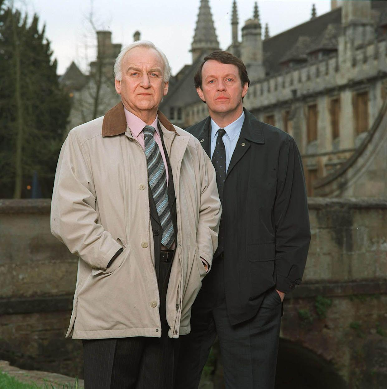 Inspector Morse voted 'best British crime drama' of all time