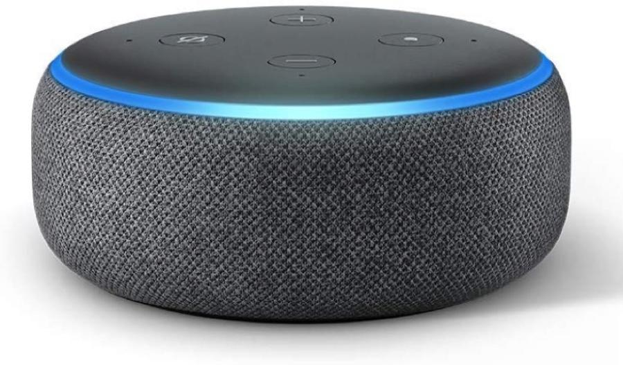 Amazon's Echo Dot is available for $18.99 during Prime Day. (Image: Amazon)