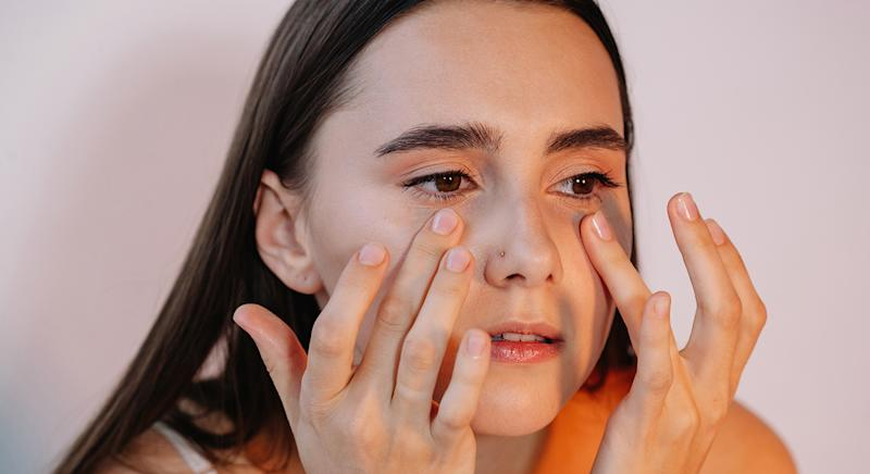 This concealer is my make-up bag must-have to get rid of dark under eyes and blemishes. (Getty Images)