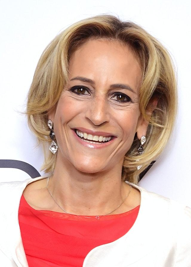 Emily Maitlis was embroiled in an impartiality row