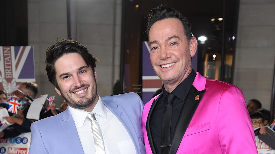 Craig Revel Horwood got engaged to his boyfriend in March while on holiday in Tasmania (Photo: Getty Images)