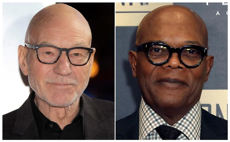 New audiobook features Patrick Stewart, Samuel L. Jackson