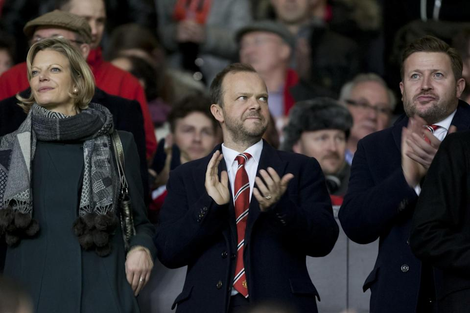 Manchester United transfer chief Ed Woodward