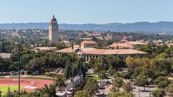 PHOTO: A general view of the Stanford University campus including Hoover Tower on Sept. 30, 2017 in Palo Alto, Calif. (David Madison/Getty Images, FILE)
