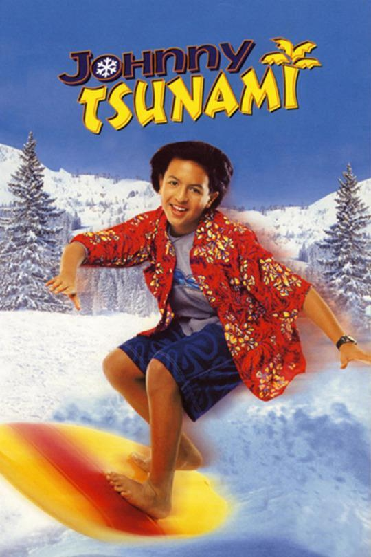 """<p>When a teenage Hawaiian surfer is ripped from the shores of his motherland and plopped into the wilderness of Vermont, his only way to cope is to """"surf"""" down snowy mountains. Is that even allowed? <i>Johnny Tsunami</i> will make you believe.<br><br><i>(Credit: Disney Channel)</i> </p>"""