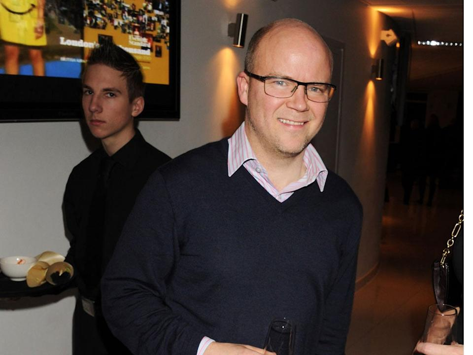 Toby Young attends The Evening Standard Influentials Party to celebrate the 1000 most influential people in London, 2010 (Getty Images)