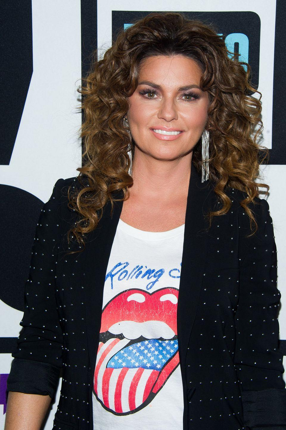 """<p>By night, she was a singer, but by day she was an employee of McDonald's (and a high school student). """"I worked at McDonald's for several years as a teenager after school while singing in bars at night,"""" Shania told <a href=""""https://www.usmagazine.com/celebrity-news/news/shania-twain-25-things-you-dont-know-about-me-w506333/"""" rel=""""nofollow noopener"""" target=""""_blank"""" data-ylk=""""slk:Us Weekly"""" class=""""link rapid-noclick-resp""""><em>Us Weekly</em></a>.</p>"""