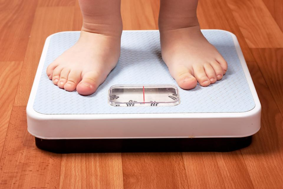 Childhood obesity is on the rise [Photo: Getty]