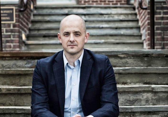Evan McMullin (Photo: Chad Williams via evanmcmullin.com)