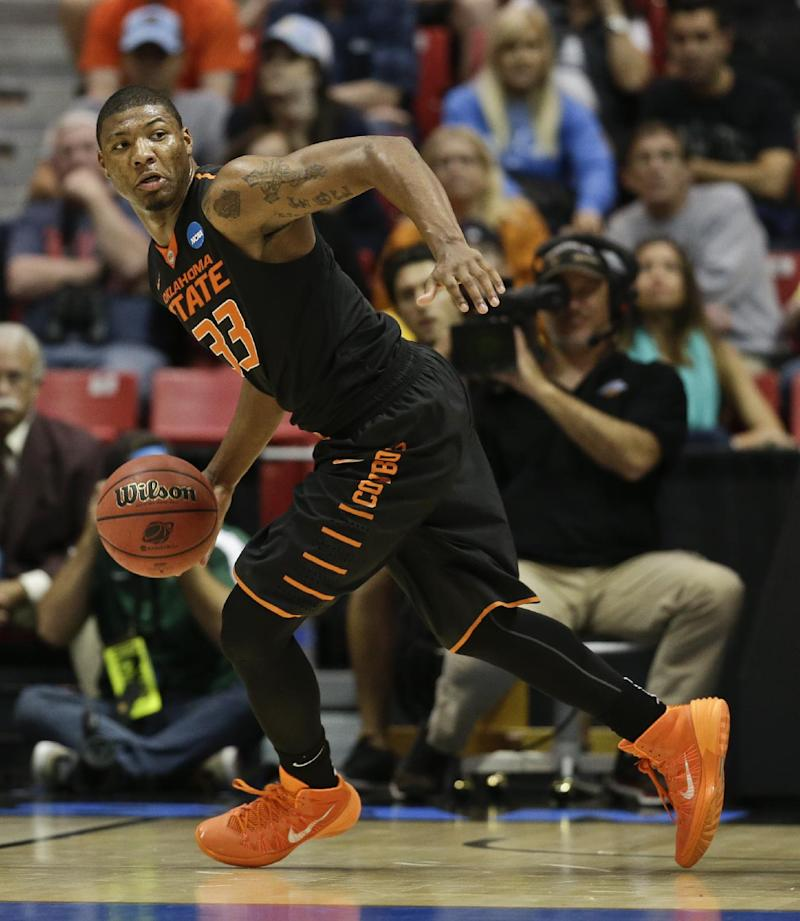 OSU guard Marcus Smart declares for NBA Draft