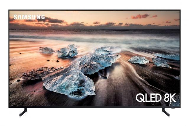 Samsung Q900R televisions will be available form October 2018