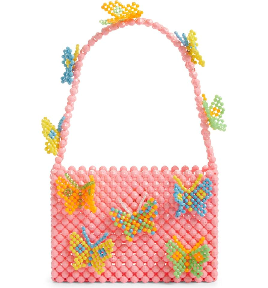"""<p>This <a href=""""https://www.popsugar.com/buy/Susan-Alexandra-Mini-Mariposa-Beaded-Handbag-526837?p_name=Susan%20Alexandra%20Mini%20Mariposa%20Beaded%20Handbag&retailer=shop.nordstrom.com&pid=526837&price=275&evar1=fab%3Aus&evar9=46975489&evar98=https%3A%2F%2Fwww.popsugar.com%2Ffashion%2Fphoto-gallery%2F46975489%2Fimage%2F46975496%2FSusan-Alexandra-Mini-Mariposa-Beaded-Handbag&list1=shopping%2Cgifts%2Cnordstrom%2Cgift%20guide%2Cgifts%20for%20women%2Ceuphoria%2Cbarbie%20ferreira&prop13=mobile&pdata=1"""" rel=""""nofollow"""" data-shoppable-link=""""1"""" target=""""_blank"""" class=""""ga-track"""" data-ga-category=""""Related"""" data-ga-label=""""https://shop.nordstrom.com/s/susan-alexandra-mini-mariposa-beaded-handbag/5491427/full?origin=category-personalizedsort&amp;breadcrumb=Home%2FHoliday%20Gifts%2FUnique%20Gifts%20By%20People%20We%20Love&amp;color=none"""" data-ga-action=""""In-Line Links"""">Susan Alexandra Mini Mariposa Beaded Handbag</a> ($275) is the cutest thing we've ever seen.</p>"""