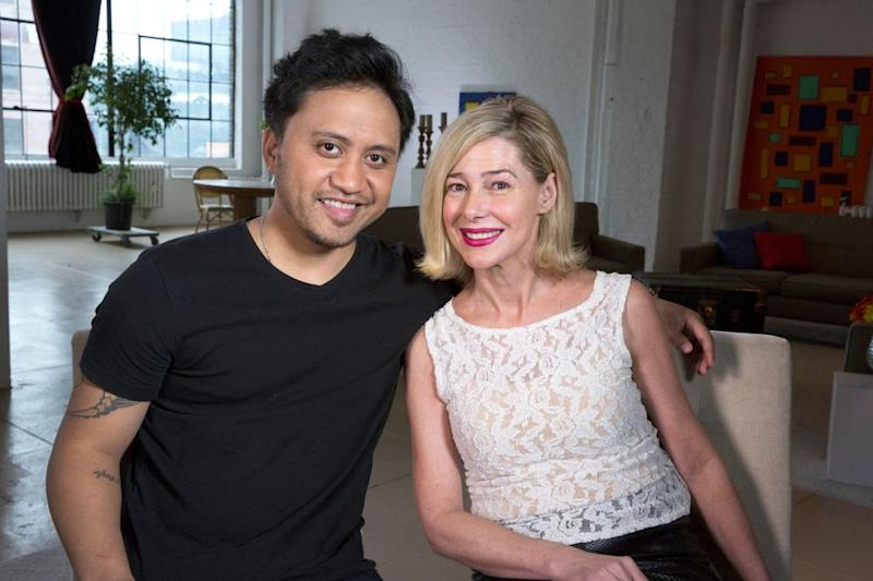 From left: Vili Fualaau and Mary Kay Letourneau in 2015