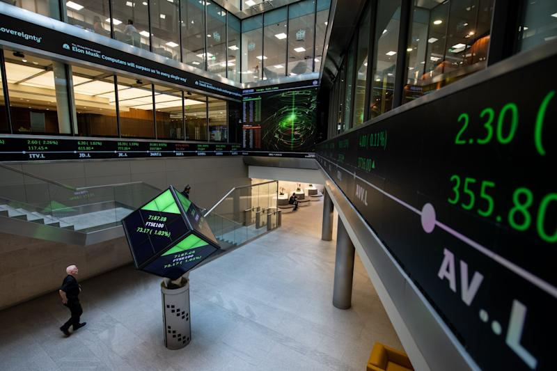 The pound came under renewed pressure after the government moved to prorogue parliament for five weeks: Getty Images