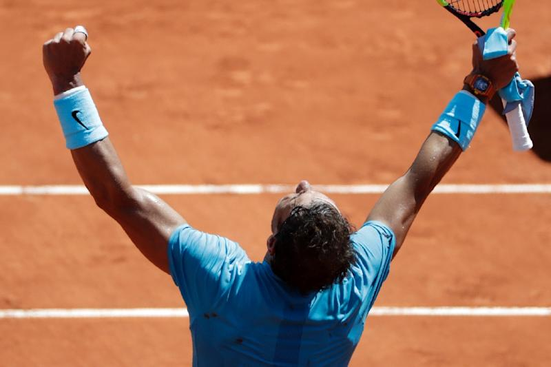 Rafael Nadal Completes Fightback To Reach 11th French Open Semi-Final