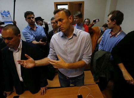 Kremlin critic Navalny jailed for third time this year