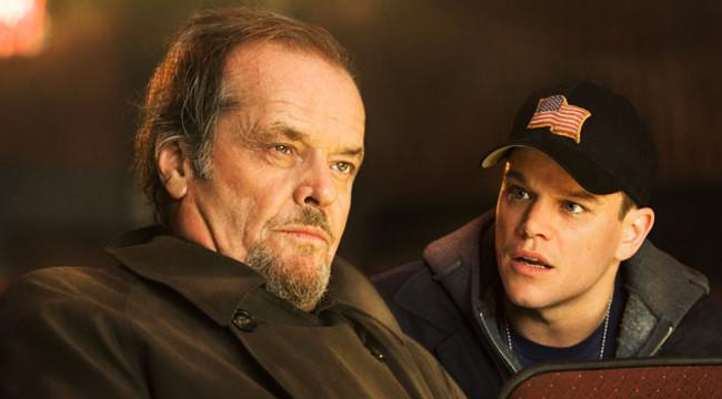 Image result for the departed jack nicholson