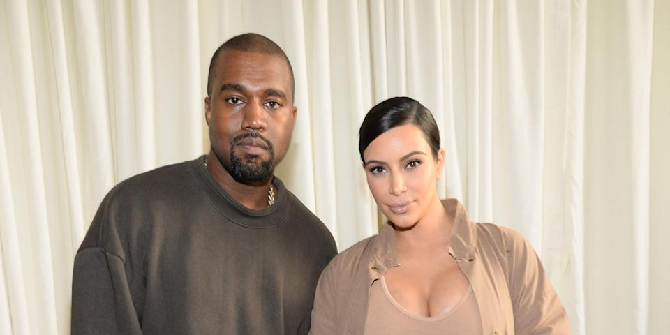Kim Kardashian Reportedly Flew To Wyoming To Tell Kanye West ...