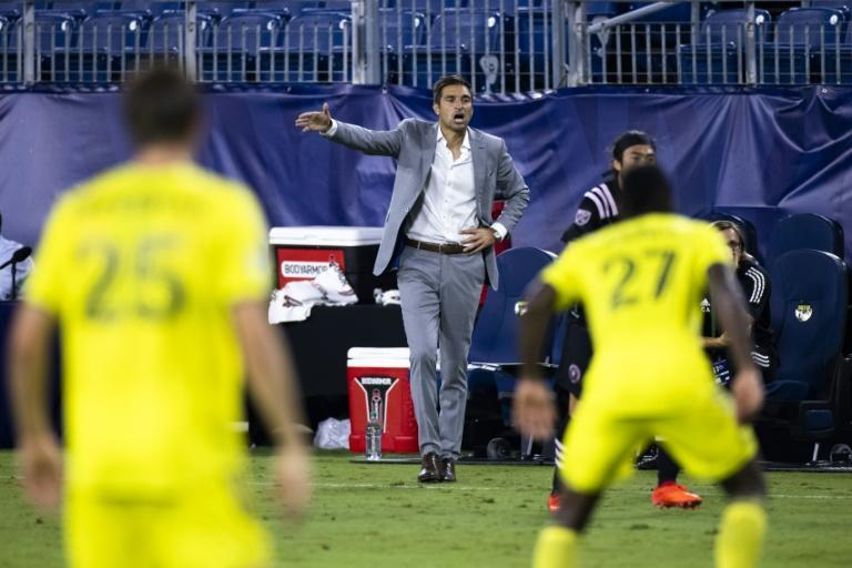 Inter Miami head coach Diego Alonso says the club can take pride in their debut season ahead of Friday's MLS play-off game with Nashville