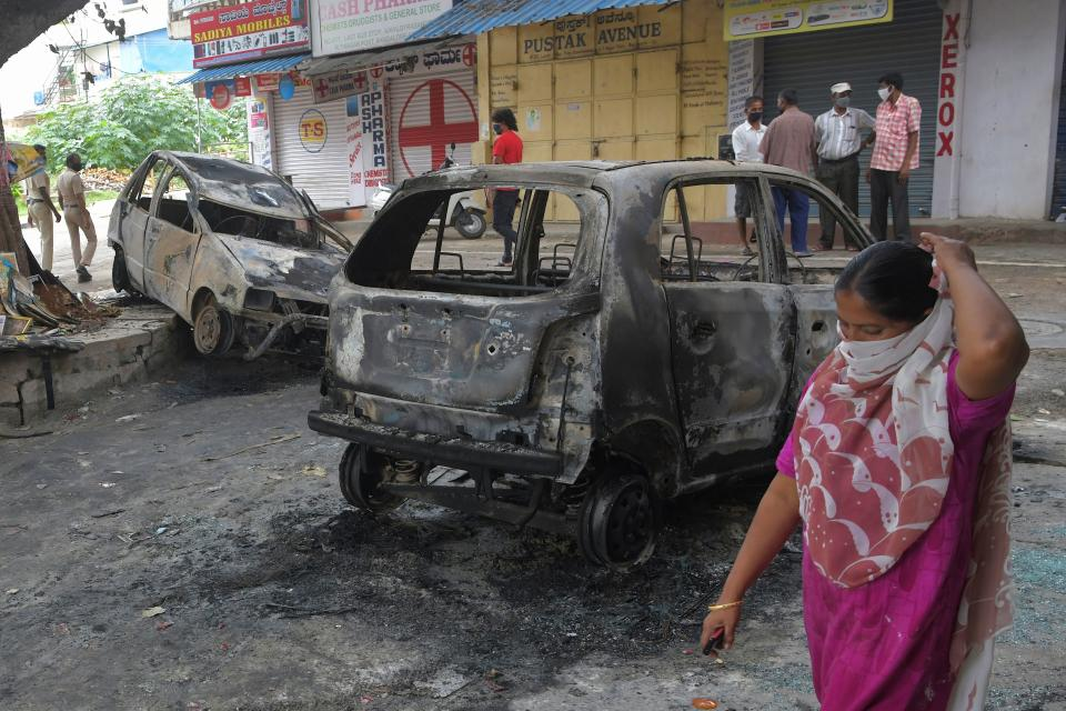 Bengaluru violence: Role of SDPI has come to light, says Home Minister