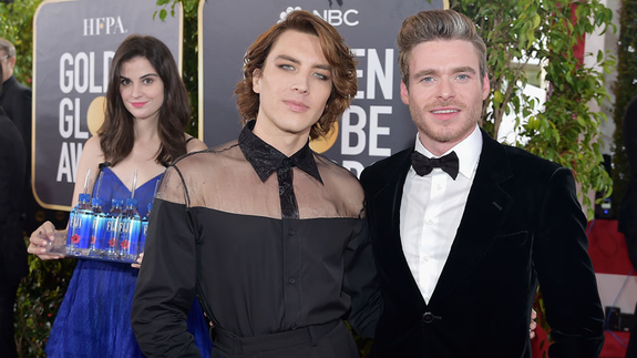 The Fiji Water Woman Is The True Star Of The 2019 Golden Globes