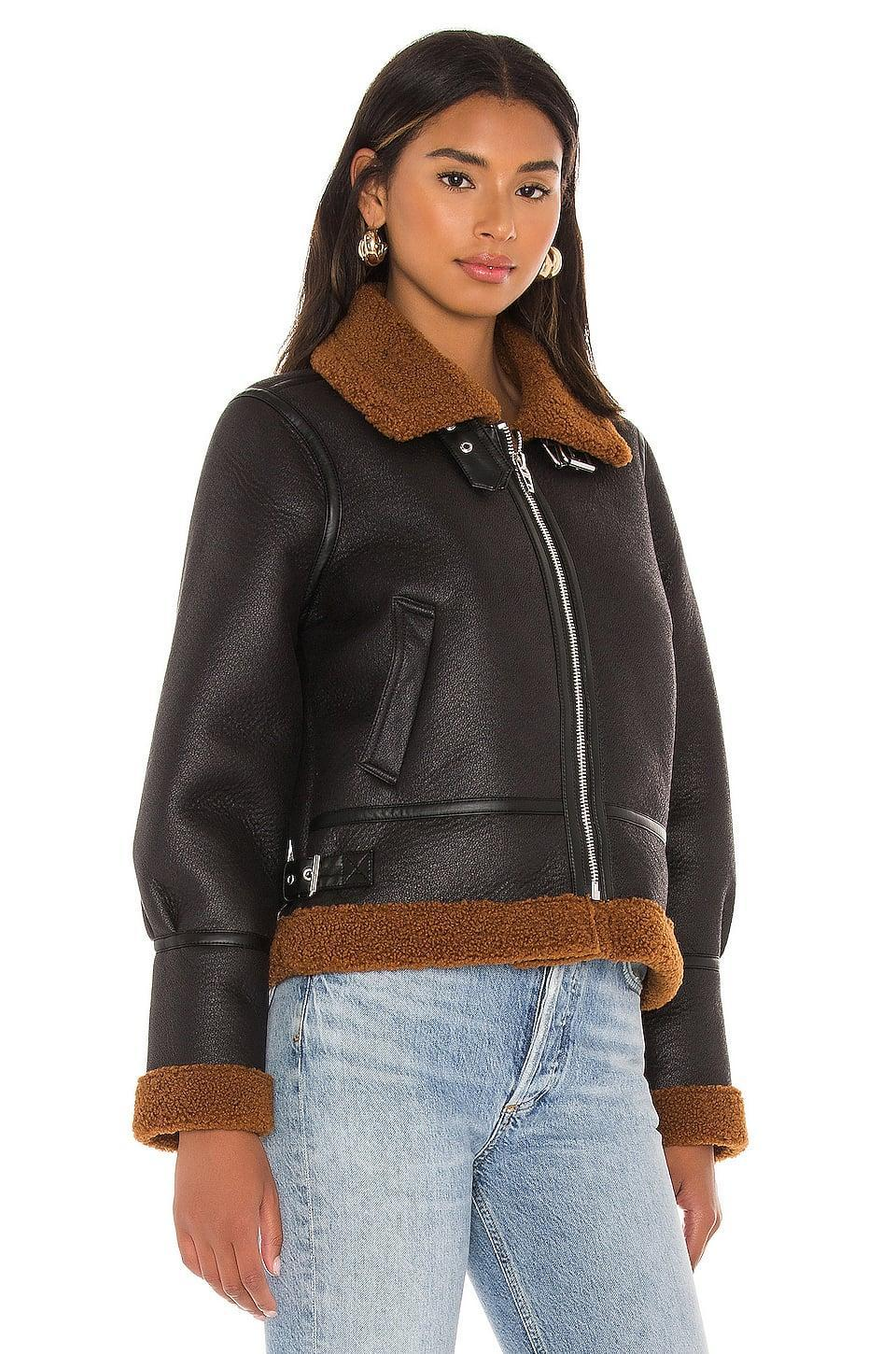 <p>This <span>BLANKNYC Faux Fur Jacket</span> ($148) is a great cold weather jacket.</p>