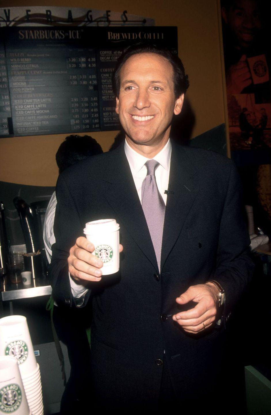 <p>Schultz left the company in 1985 to found Il Giornale, an Italian coffeehouse chain that brewed Starbucks beans. Two years later, he returned and acquired Starbucks into his new company, forming the Starbucks Corporation. After the acquisition, Schultz opened three new stores, bringing the chain's total number of locations to 17. </p>