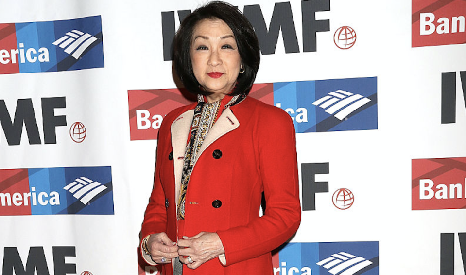 Connie Chung dishes on her many interview subjects. (Photo: Getty Images)