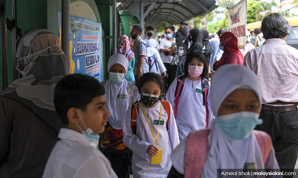 Harapan demands clarity on schooling in MCO areas