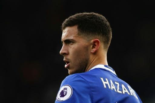 Eden Hazard won't be unsettled by suitors, says Chelsea's Conte
