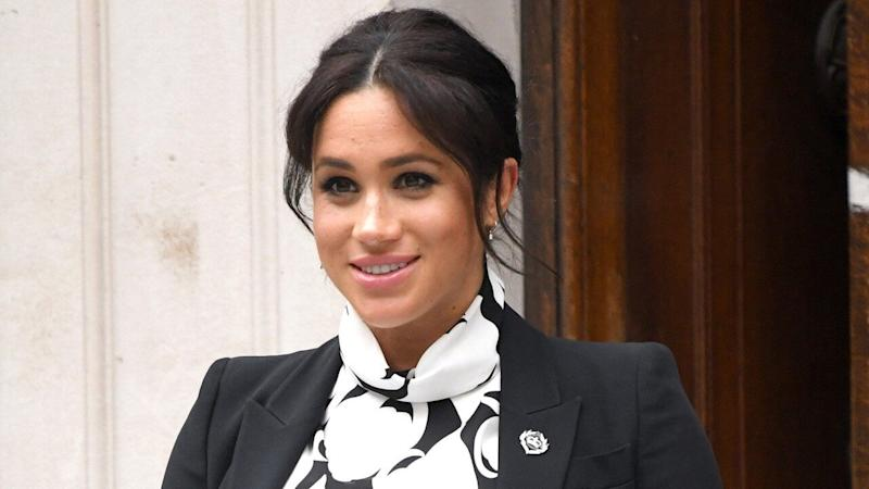 Meghan Markle Says Trying to Cope With Media Scrutiny Has Been 'Damaging'