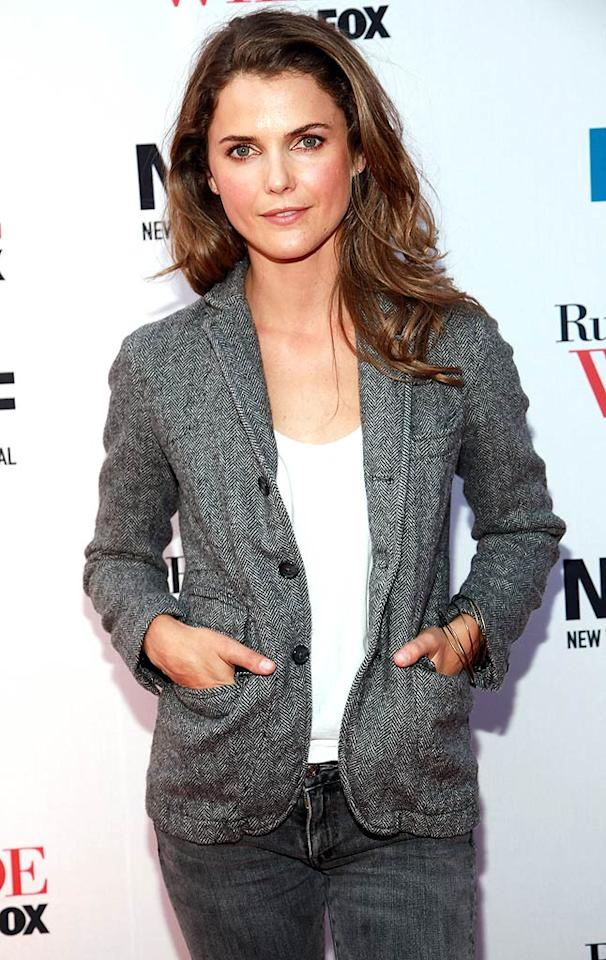 "March 23: Keri Russell turns 35 Astrid Stawiarz/<a href=""http://www.gettyimages.com/"" target=""new"">GettyImages.com</a> - September 25, 2010"
