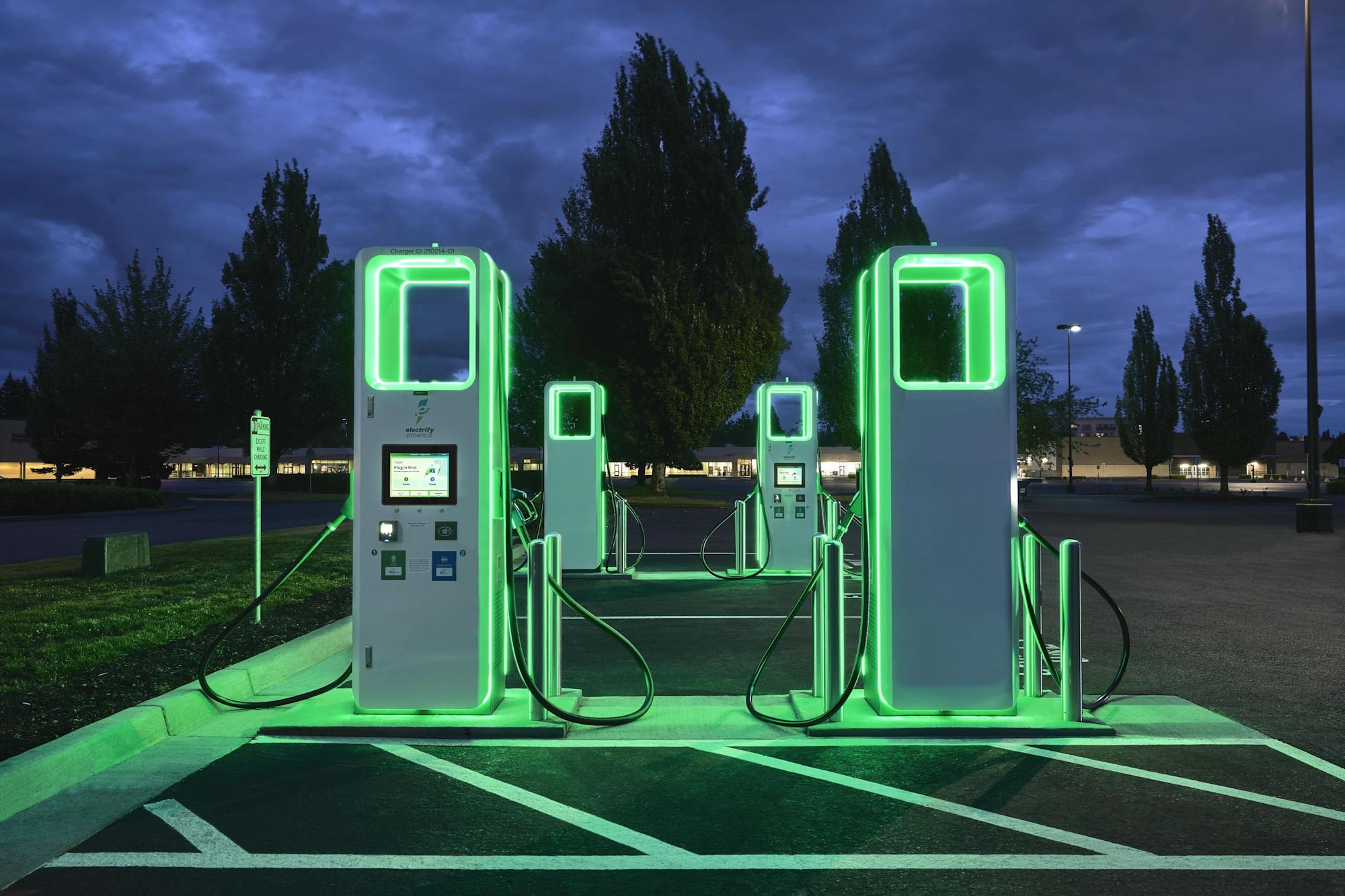 Electrify America to double number of EV chargers