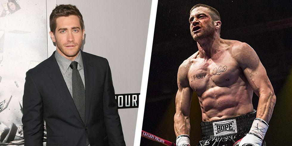 <p>Whether it's Chris Pratt getting ripped for <em>Guardians of the Galaxy </em>or Natalie Portman slimming down for <em>Black Swan</em><em>, </em>actors transforming their bodies for a role isn't a new concept—but some tackle this challenge in healthier ways than others. <em></em><em></em>Between grueling training sessions and rigid eating plans, these celebs give a new meaning to method acting. </p>