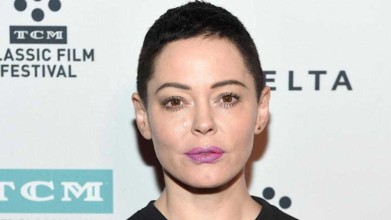 Rose McGowan Cancels Film Festival Appearance Amid Harvey Weinstein Allegations