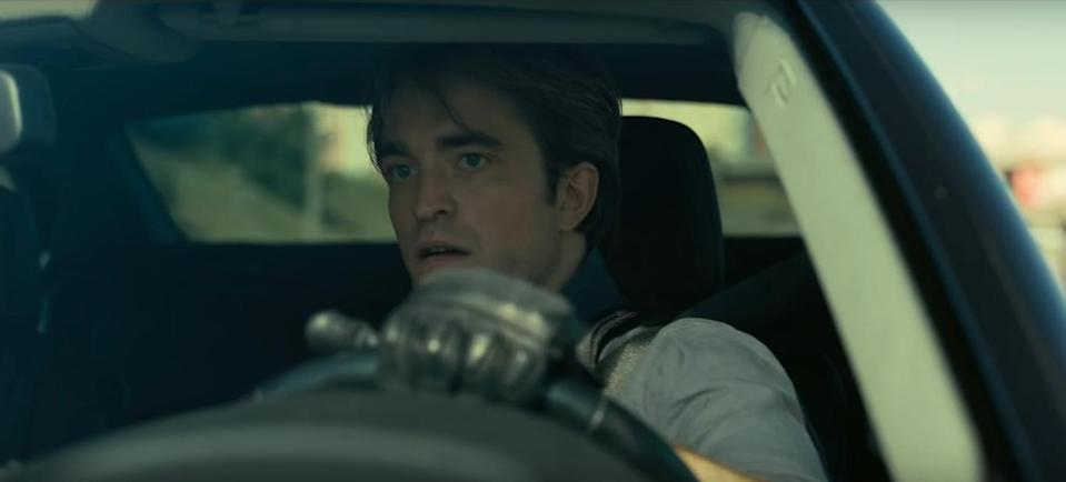 Pattinson was actually a little grateful for the break in filming (Image by Warner Bros)