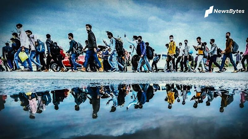 Now, Modi government says fake news forced migrants to walk