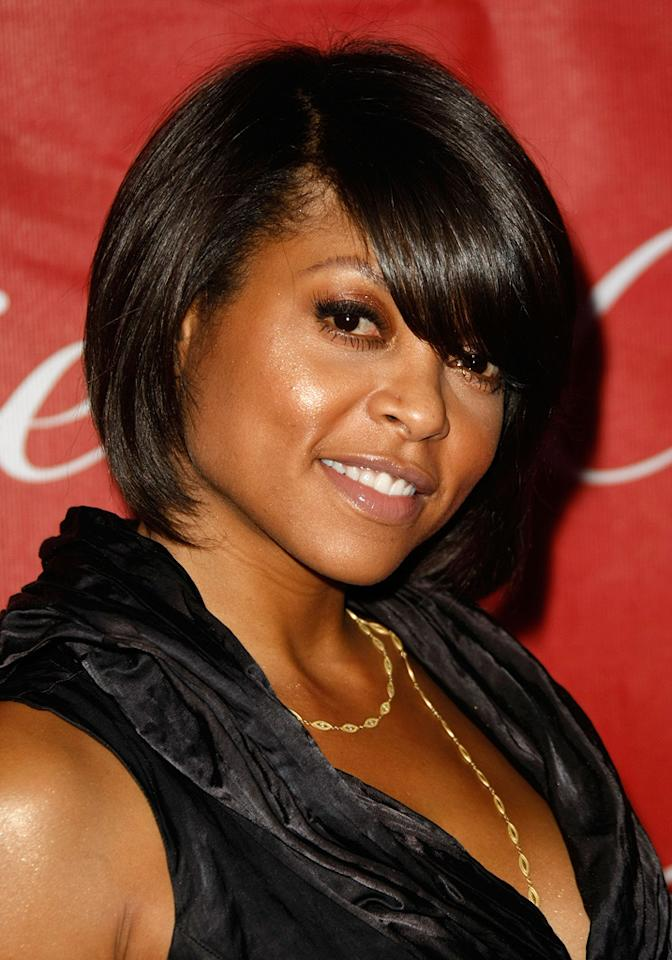 "<a href=""http://movies.yahoo.com/movie/contributor/1804514499"">Taraji P. Henson</a> at the 20th Annual Palm Springs Film Festival Gala - 01/06/2009"